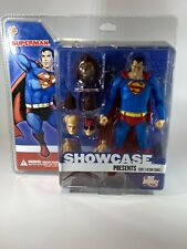 DC DIRECT SHOWCASE PRESENTS SILVER AGE SUPERMAN ACTION FIGURE! SEALED!