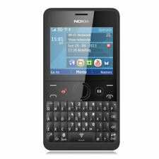 BRAND NEW NOKIA ASHA 210 UNLOCKED PHONE  - BLUETOOTH - 2MP CAM - RADIO