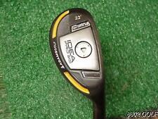 Tour Issue Adams Golf Idea Pro A12 Hybrid 22 degree Wood Aldila RIP85 X Flex