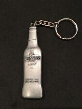 Guinness Pewter Key Chain Bottle Opener