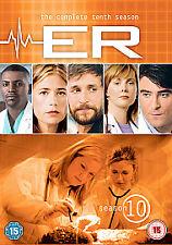 E.R. - Series 10 - Complete (DVD, 2008)