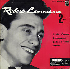 ROBERT LAMOUREUX LA VOITURE D'OCCASION FRENCH ORIG EP