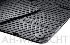 Original VW Gummi Matten Fußmatten VW Passat B6/B7 3C CC Gummimatten 2x vorn OEM