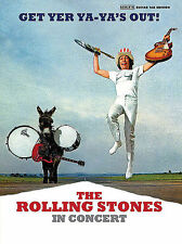 ROLLING STONES GET YER YA-YA'S OUT GUITAR TAB SONG BOOK