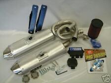 Yamaha Rhino 660 HMF Performance Full System Exhaust Dynatek CDI Pro Design K&N