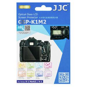 JJC GSP-K1M2 Optical GLASS LCD Screen Protector Film for Pentax K-1 K1 II K1II