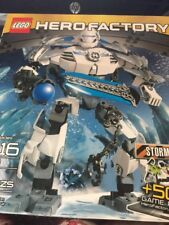 LEGO SET 6230 HERO FACTORY STORMER XL  100% COMPLETE AWESOME SET