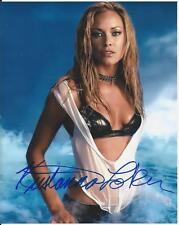 Kristanna Loken signed photo