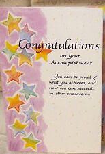 Blue Mountain Card Congratulation On Your Accomplishment