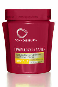 Connoisseurs Jewellery Cleaner & Watch Cleaning Engagement Ring Gold Polish