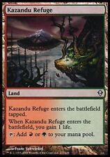 *MRM* FR 4x Refuge du kazandou ( Kazandu Refuge ) MTG Zendikar