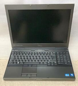 """Dell Precision M4600 15.6"""" Intel Core i5 2nd Gen 8GB RAM 256GB SSD WIN10 HDMI"""