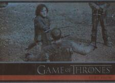 Game of Thrones Season 1 - #08 Base Parallel Foil Card