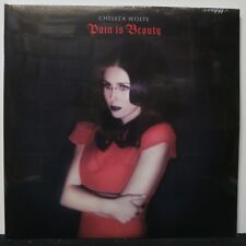 CHELSEA WOLFE 'Pain Is Beauty' Gatefold Vinyl 2LP NEW/SEALED