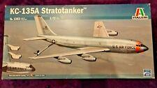 Italeri 1:72 KC-135A Stratotanker Refueler A/C Model Kit #1353 COMPLETE UNSTARTD