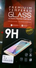 Samsung S6 Screen Protector - Premium Tempered Glass 9H,0.26mm
