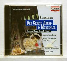 ROBEV - RACHMANINOV evening & morning hymns of praises CAPRICCIO CD STILL SEALED