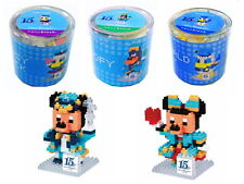 Tokyo Disney SEA 15th nano block Mickey Minnie Donald Daisy Goofy 5 Set Limited