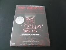 ITCH 105.15 FM 2ND BIRTHDAY BASH DVD/CD PACK SEALED NEW..TASK FORCE KLASHNEKOFF