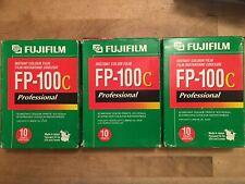 fuji 100c Instant Film Exp. 01-2007