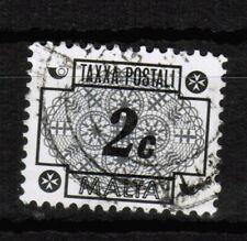 Malta Postage Due 1973 SG D46 Used