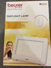 Beurer Germany Daylight Table sunlight Lamp w/ LED Bulb 10,000 Lux TL20 New!
