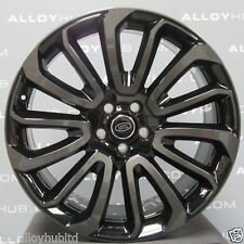 "GENUINE RANGE ROVER L405/94 SPORT BLACK PACK 22""INCH STYLE 16 707 ALLOY WHEEL X1"