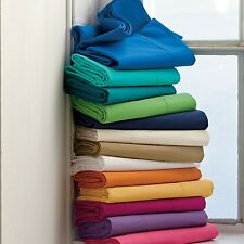 Buy It! 3PC Fitted Sheet Set Deep Pocket 1000TC Egyptian Cotton Queen All Colors