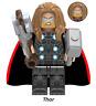 Avengers Minifigures Marvel DC Thor Infinity War Tony End Game Gioco Heroes Lego