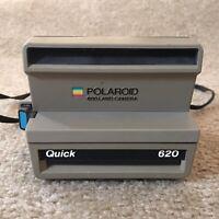 Vintage Polaroid Camera Brand Spirit 600 Land Rainbow Instant Film Flash
