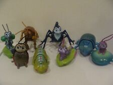McDonald's Happy Meal Toys - A BUGS LIFE - 1001 PATTES - COMPLET 8/8 - 1998 -(3)