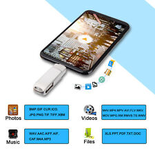 32GB Dual USB 3.0 Drive USB Thumb Drive 2 in 1 Memory Stick for iPhone iPad