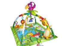 Mattel Fisher-Price Rainforest Erlebnisdecke Spieldecke Baby Krabbeldecke Musik