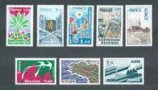 RÉGIONS - 1977 YT 1914 à 1921 - TIMBRES NEUFS** MNH LUXE