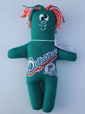 *Miami DOLPHINS FRUSTRATION DOLL NFL dammit Stress Relief Dolls