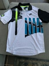Nike Challenge Court Advantage Polo Nwt Size Medium Agassi