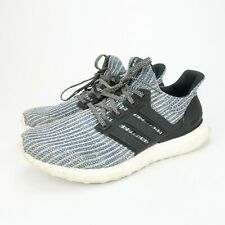 Adidas Ultra Boost 4.0 Parley White Carbon Blue BC0248 Men's Size 8 Sneakers
