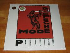 "DEPECHE MODE ""PARADISO"" - 2LP - gold vinyls SEALED"