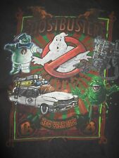 GHOSTBUSTERS I Ain't Afraid of No Ghosts New York City (XL) Shirt AKROYD MURRAY
