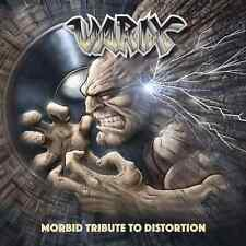 Varix-Morbid Tribute to Distortion [Bootcamp #28*ger Tech/TRASH METAL * Coroner...)