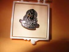 "Vintage Kmc Kelly Management Club Pin 5/8"" x5/8"" Sterling Silver San Antonio Tx"