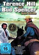 "De 6 TERENCE HILL & BUD SPENCER Gold Edition CARTAGO ""Hallelujah"" DVD Colección"