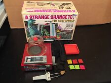 TIME MACHINE BY MATTEL A STRANGE CHANGE TOY FEATURING THE LOST WORLD 1968