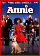 Annie (2014) (DVD + Digital Copy) (Widescreen)