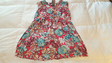 NWT  Oh Baby by Motherhood Maternity Top  Sz. Medium  Multi-Floral   NEW