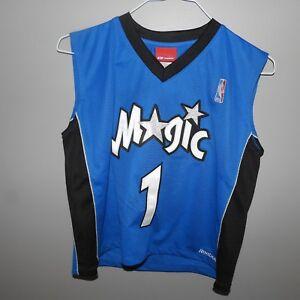 Reebok Orlando Magic #1 Basketball Jersey New Womens Sizes