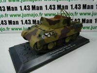 TK2U altaya IXO 1/43 TANKS WW2 : allemand Bergepanther Ausf G 1944