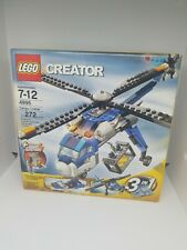 Lego Creator #4995 Cargo Copter New Factory Sealed.