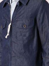 CP Company Garment Dyed Denim Jacket BNWT