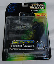 Star Wars The Power of the Force Electronic Power f/x Emperor Palpatine POTF